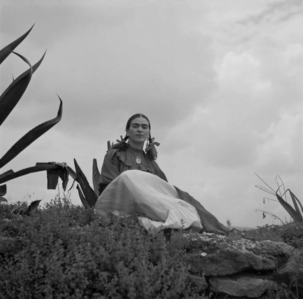 WAS?! Storie di photo editor. #1 Alla ricerca di Frida