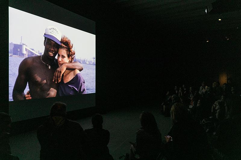 "La video proiezione de ""The Ballad of Sexual Dependency"" di Nan Goldin a cura di François Hébel"