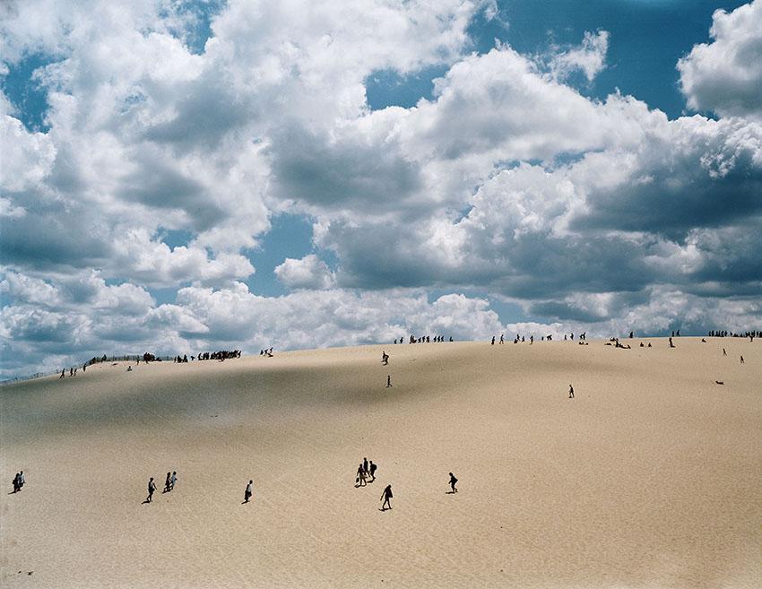 """Jérome Brézillon, France(s) territoire liquide, dalla serie """"Paysages français"""", 2010"""